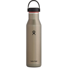 Hydro Flask Wide Mouth Trail Lightweight Bottle with Standard Flex Cap 621ml, slate